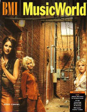 BMI Music World - Spring 2001