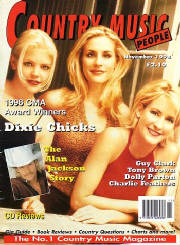 Country Music People - November 1998