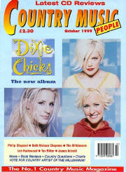 Country Music People - October 1999
