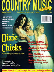 Country Music People - March 3, 2003