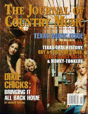 Journal Of Country Music - 2002 Volume 22.2