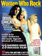 Women Who Rock - Winter 2002/2003