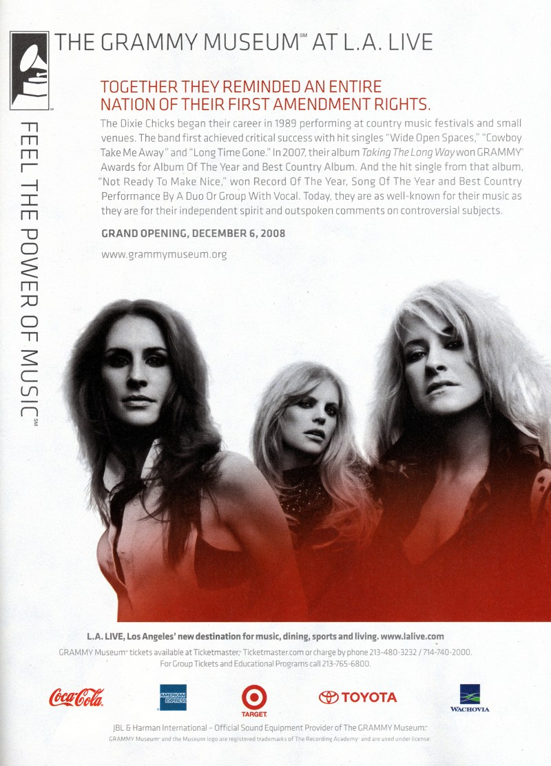 dixie chicks controversy essay